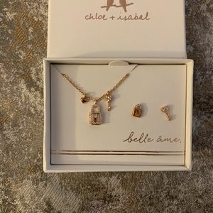 Chloe + Isabel Jewelry - Chloe and Isabel Necklace and Earring Set